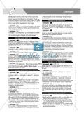 Satzgliedbestimmung Adverbiale Bestimmungen: Übungen, Lösung und Merkkasten Preview 3