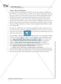 Sachtexte: Europa - Klima und Vegetation: Texterarbeitung mit Aufgaben und Lösungen Preview 3