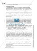 Sachtexte: Aufgaben des Sozialstaats: Unterrichtsvorschlag2, Text, Arbeitsblätter und Lösungen Preview 2