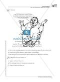 Sachtexte: Aufgaben des Sozialstaats: Unterrichtsvorschlag2, Text, Arbeitsblätter und Lösungen Preview 5