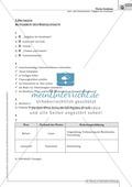 Sachtexte: Aufgaben des Sozialstaats: Unterrichtsvorschlag2, Text, Arbeitsblätter und Lösungen Preview 6