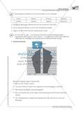Sachtexte: Aufgaben des Sozialstaats: Unterrichtsvorschlag3, Text, Arbeitsblätter und Lösungen Preview 4