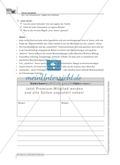 Sachtexte: Aufgaben des Sozialstaats: Unterrichtsvorschlag3, Text, Arbeitsblätter und Lösungen Preview 5