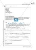 Einen Brief schreiben: Material zur individuellen Förderung mit Übungen und Lösungen Preview 3