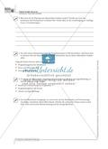 Einen Brief schreiben: Material zur individuellen Förderung mit Übungen und Lösungen Preview 4