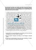 Berichte schreiben, Themen Einbruch und Fußball, Klasse 7/8: Übungen und Lösung Preview 3