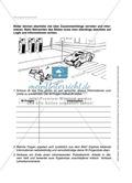 Berichte schreiben, Themen Einbruch und Fußball, Klasse 7/8: Übungen und Lösung Preview 6