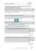 Wortfelder und Wortfamilien: Schnell-Tests Preview 1