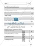 Wortarten - Verben: Schnell-Tests Preview 1
