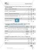 Rechtschreibung, Silbentrennung: Schnell-Tests Preview 2