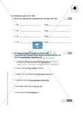 Wortarten und Kasus bestimmen: Klassenarbeit und Lösung Preview 3