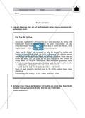 Briefe schreiben: Klassenarbeit und Lösung Preview 1