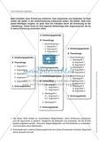 Erörterung - Informationen gliedern: Übungen + Lösungen Preview 1