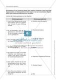 Erörterung - Informationen gliedern: Übungen + Lösungen Preview 5