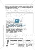 Erörterung - Informationen gliedern: Übungen + Lösungen Preview 6