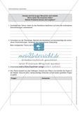 Information sammeln: Erörterung + Lösungen Preview 1
