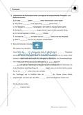 Wortarten: Pronomen: Regeln, Arbeitsblätter und Lösungen Preview 3