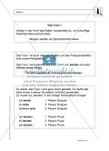 Zeitformen: Futur I: Regeln, Arbeitsblätter und Lösungen Preview 1
