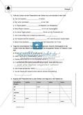 Zeitformen: Präsens: Regeln, Arbeitsblätter und Lösungen Preview 2