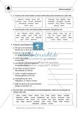 Wortkunde: Bedeutungslehre: Regeln, Arbeitsblätter und Lösungen Preview 2