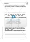 Rechtschreibung: Silbentrennung: Regeln, Arbeitsblätter und Lösungen Preview 2