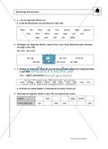 Rechtschreibung: schwierige Konsonanten: Regeln, Arbeitsblätter und Lösungen Preview 2