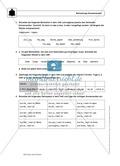 Rechtschreibung: schwierige Konsonanten: Regeln, Arbeitsblätter und Lösungen Preview 3