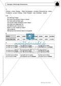 Rechtschreibung: schwierige Konsonanten: Regeln, Arbeitsblätter und Lösungen Preview 5