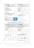 Führerschein - Buchstaben kennen: Vortest, Führerschein, Übungen und Tests Preview 14