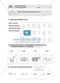 Führerschein - Buchstaben kennen: Vortest, Führerschein, Übungen und Tests Preview 9