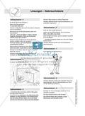 Lesekompetenz testen: Gebrauchstexte: Hinweise für die Lehrer, Übungen und Lösungen Preview 14