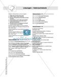 Lesekompetenz testen: Gebrauchstexte: Hinweise für die Lehrer, Übungen und Lösungen Preview 15