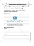 Lesekompetenz testen: Gebrauchstexte: Hinweise für die Lehrer, Übungen und Lösungen Preview 6