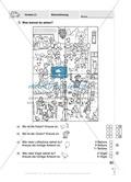 Wahrnehmung: Führerscheinvorlage, Testaufgaben und Lösungen Preview 3