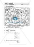 Wahrnehmung: Führerscheinvorlage, Testaufgaben und Lösungen Preview 8