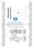 Lesekompetenz - Wörter und Sätze: Vorwort, Führerschein, Übungen und Tests Preview 3