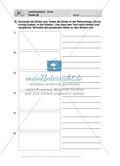 Lesekompetenz, Texte: Führerschein-Übungsaufgaben und Lösung Preview 3