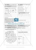 Rechtschreibung, doppelte Mitlaute: Führerschein-Übungsaufgaben und Lösung Preview 3