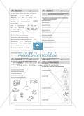 Rechtschreibung: Übungsaufgaben und Lösung Preview 4