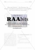 Prüfungsthemen Für Berufliche Schulen Raabits Deutsch Online