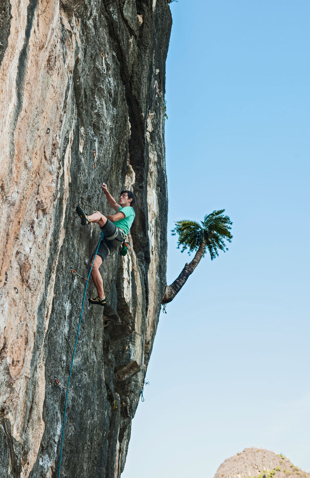Tim Choate, Work, Life, Balance 7b  Photo: Thorsten Henn