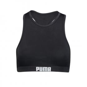 PUMA SWIM WOMEN RACERBACK SWIM TOP