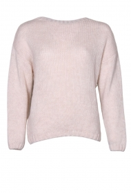 Fluffy Pullover Active