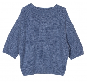 Pullover, 3 4 sleeve