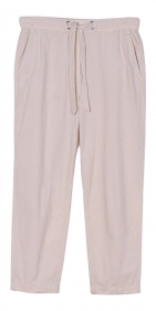 Pants, jogging style, tapered leg,