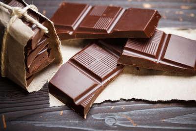 Afvallen van chocolade? Toch niet