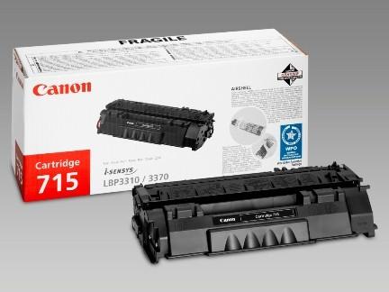 Canon Cartridge 715 LBP3310, 3K