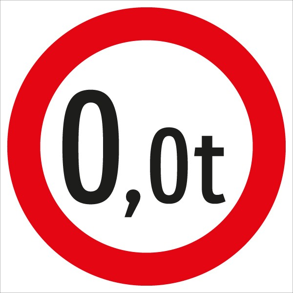 §52/9c Fahrverbot für über ...t Gesamtgewicht