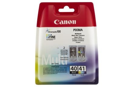 Canon PG40/CL41 Multi Pack 1x2