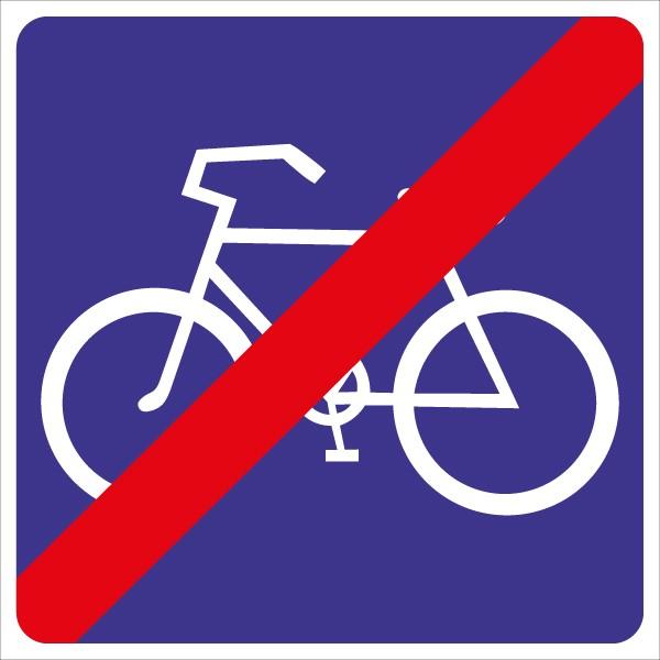 §53/29b Radweg ohne Benützungspflicht Ende
